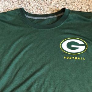 Packers Long Sleeve Dri-Fit